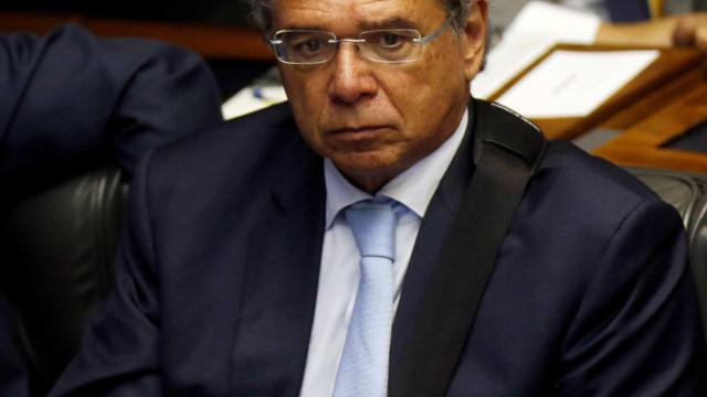 'Isso é mal-entendido', disse Guedes sobre renegociação de dívida