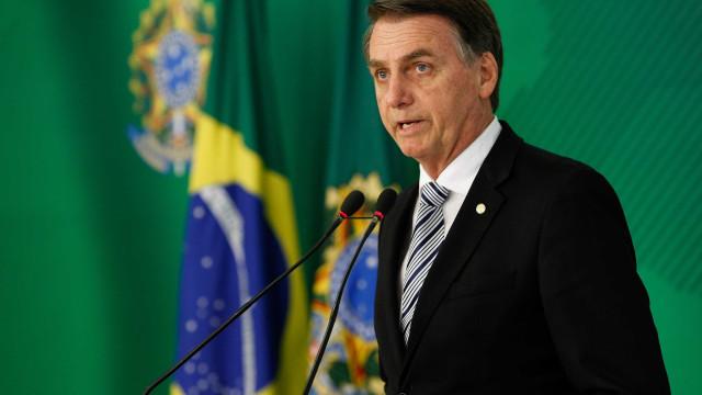 Bolsonaro pede a ministros lista de medidas para 2019