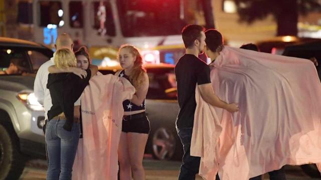 Tiroteio na Califórnia: polícia fala em cenário de terror e 13 mortos