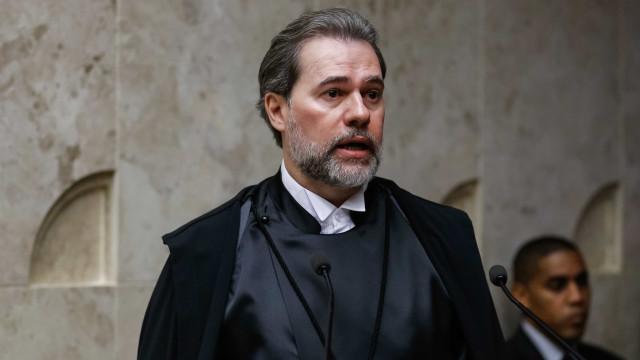 Toffoli defende reajuste do Judiciário em almoço com Guedes