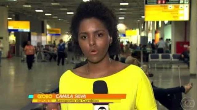 Jornalista negra que perdeu vaga para Mari Palma é demitida da Globo