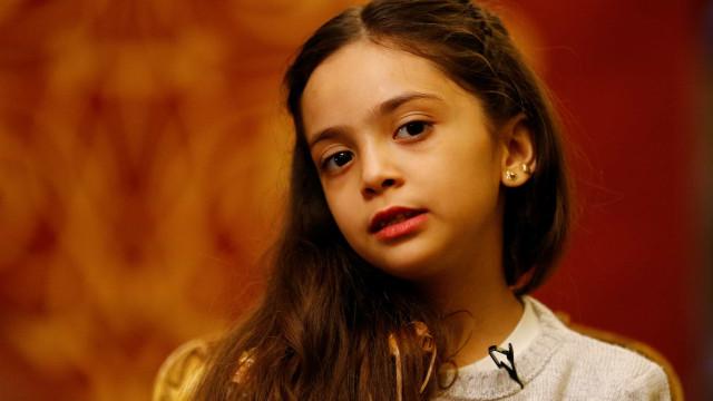 Guerra na Síria ainda assombra menina que narrou o horror diário