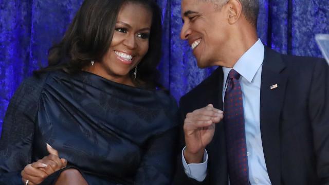 Michelle Obama revela ter feito sessões de terapia de casal com Barack
