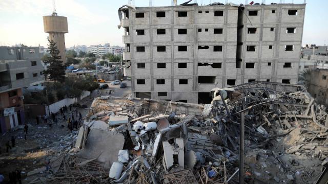 Hamas anuncia acordo de cessar-fogo com Israel
