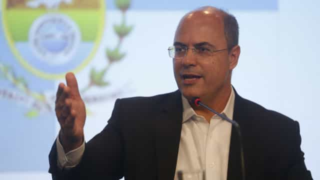 Witzel compara problemas de segurança do Rio aos do Estado de Israel