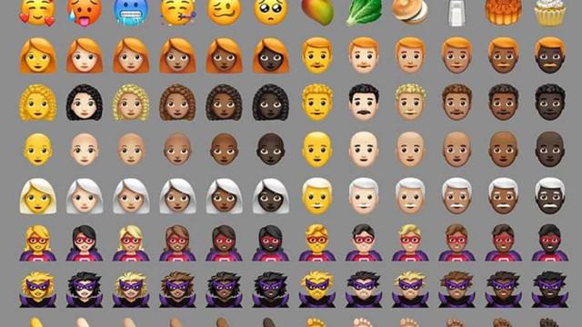 6 emojis exclusivos chegam ao iPhone; conheça