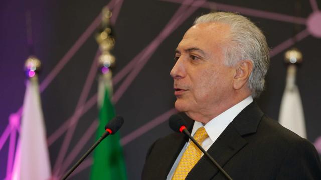 Missão de Bolsonaro é manter país unido e pacificado, diz Temer