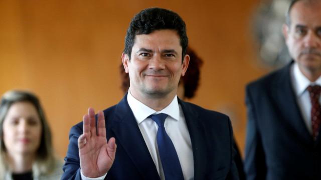 Presidente do TRF-4 expede exoneração de Sérgio Moro