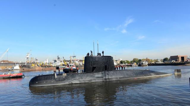 Após 1 ano, submarino que sumiu com 44 pessoas pode ter sido encontrado