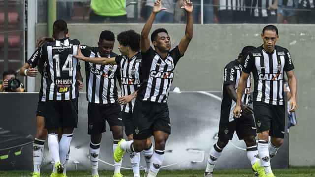 Por vaga na Libertadores, Atlético-MG recebe o Botafogo