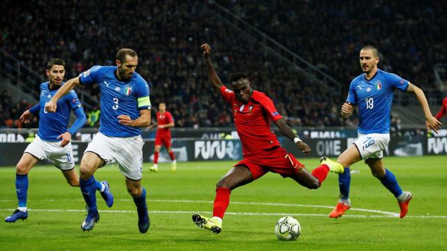 Sem CR7, Portugal elimina Itália e avança na Liga das Nações