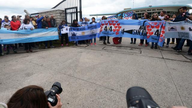 Juíza argentina reprova resgate do submarino ARA San Juan