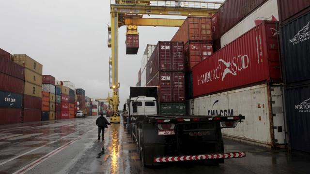 Com guerra comercial, exportação brasileira é a maior em cinco anos