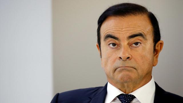 Ghosn teria usado US$ 18 mi da Nissan para compra de imóveis de luxo