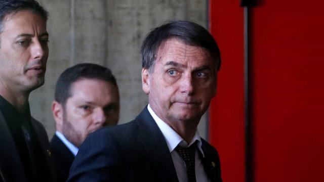 'Nem é réu', diz Bolsonaro sobre investigação de indicado para Saúde