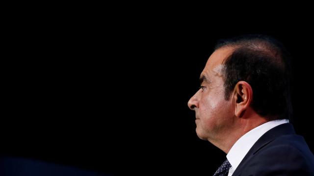 Japão prorroga prisão de presidente da Renault-Nissan por 10 dias