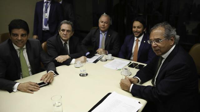 Guedes: aprovação rápida de reformas aumentará recursos para estados