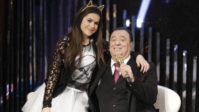 Raul Gil xinga Maisa em público: 'Aquela bostinha'