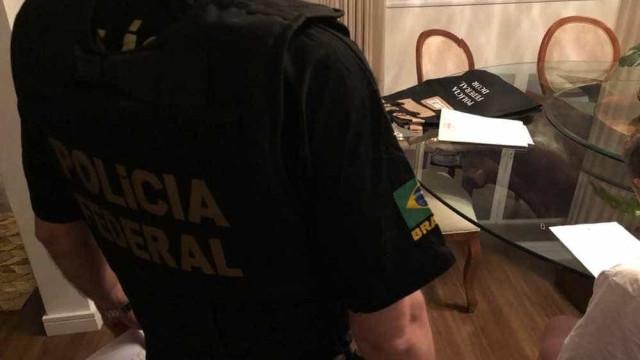 PF cumpre mandados em operação contra lavagem de dinheiro e tráfico