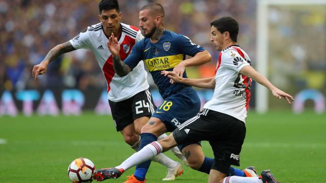 River fecha treino em Madri e faz mistério às vésperas da final