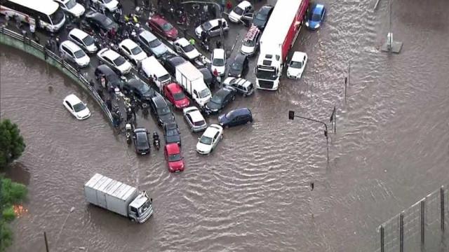 Criança vítima de enchente em São Bernardo do Campo tem morte cerebral