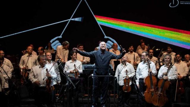 Inventividade de orquestra altera Pink Floyd com resultados agradáveis