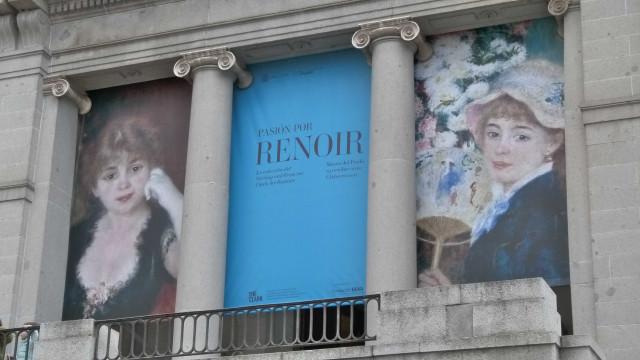 Quadro de Renoir é roubado antes de leilão na Áustria