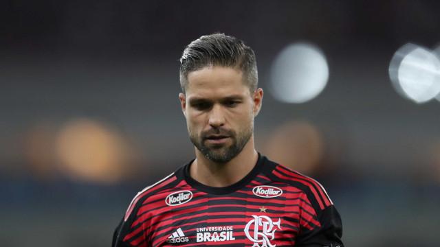 Diego recebe proposta dos EUA e pode não renovar com o Flamengo