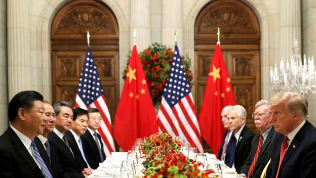 Trump e Xi Jinping declaram trégua comercial