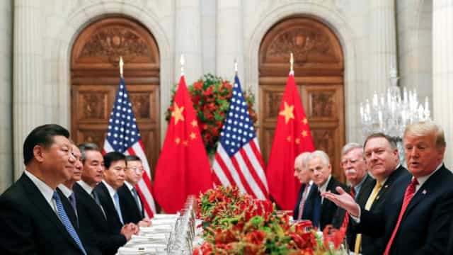 Trump: China concordou em reduzir e remover tarifas a carros americanos