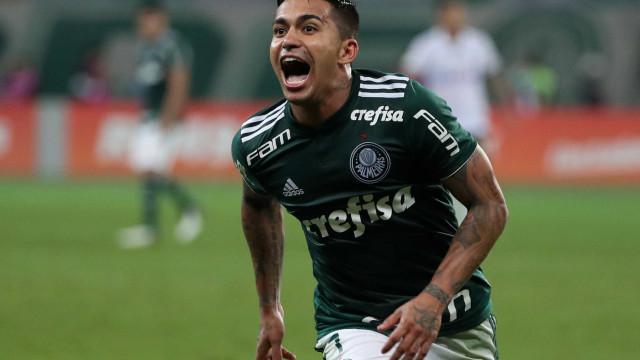 Renovação blinda Dudu de assédio e tranquiliza o Palmeiras