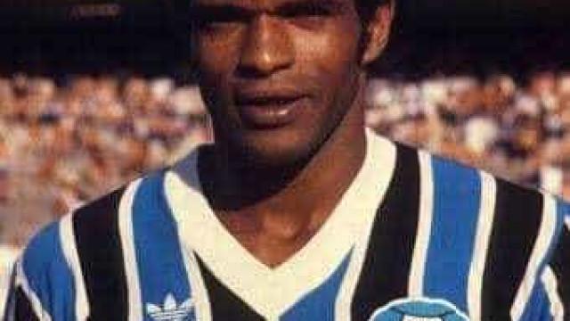 Morre ex-atacante Tarciso, um dos maiores ídolos da história do Grêmio