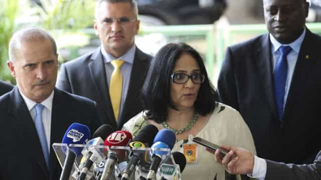 Damares Alves será ministra de Mulher, Família e Direitos Humanos