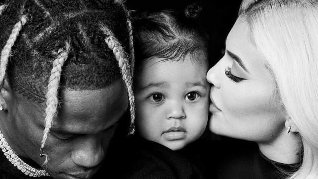 Kylie Jenner se revolta com fake news sobre suposta traição do marido