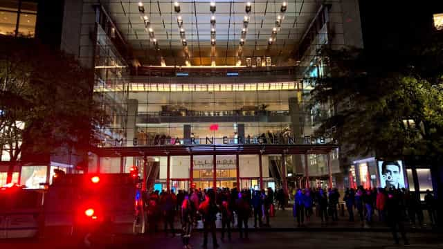 Prédio onde funciona CNN é esvaziado por ameaça de bomba em NY
