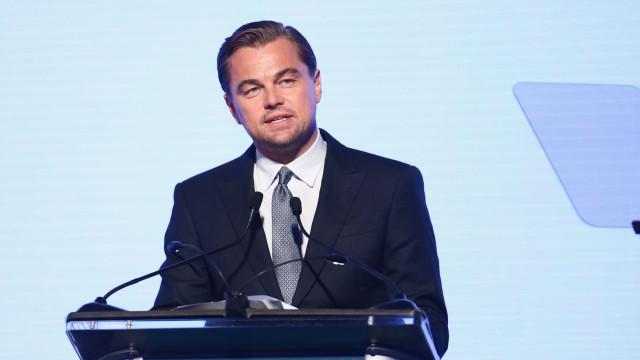 Leonardo DiCaprio paga milhões por ossos de dinossauros