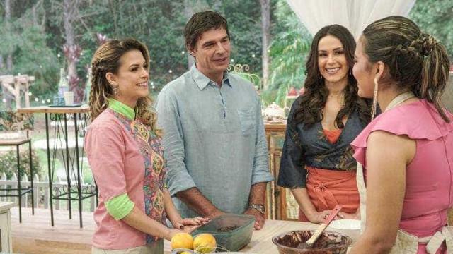 Anquier sobre Bake Off Brasil: 'Difícil ir além do leite condensado'