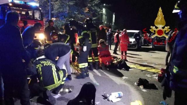 Identificado suspeito de causar tumulto que deixou 6 mortos em boate
