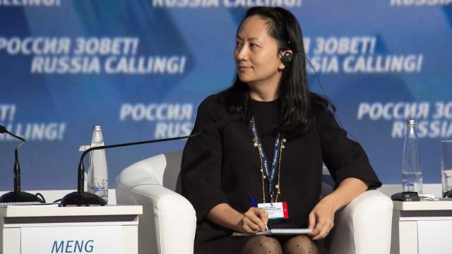 Juiz canadense concede liberdade condicional a executiva da Huawei