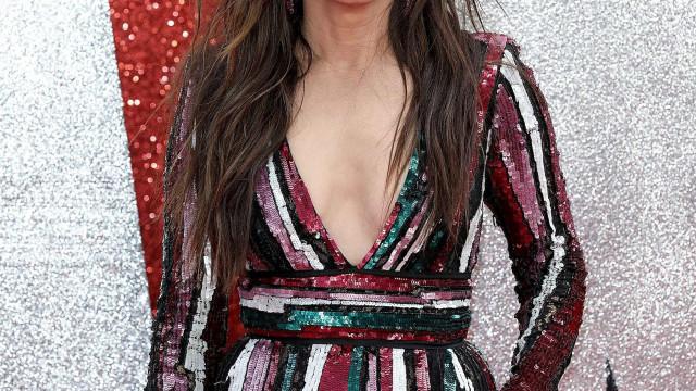 Sandra Bullock diz que se sentiu como uma estrela do rock no Brasil