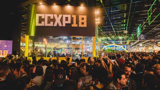 CCXP fecha edição de 2018 com números que impressionam
