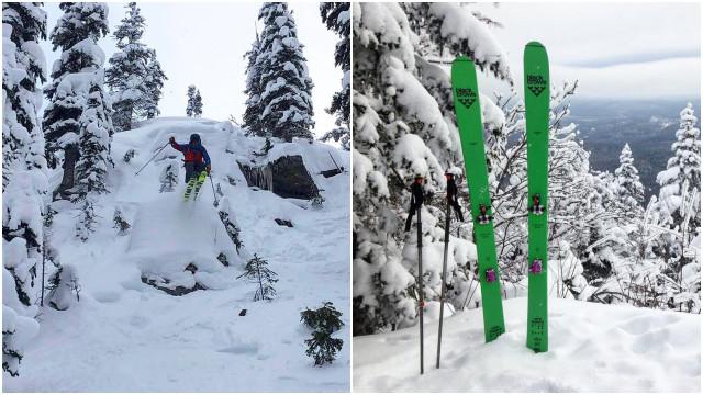 Andar de esqui é fácil? Veja no vídeo