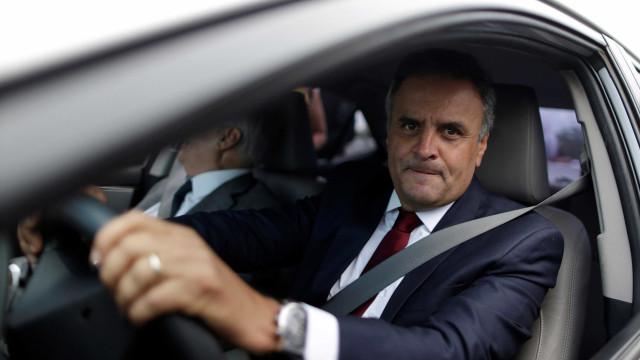 PF diz que Aécio recebeu R$ 109 milhões para comprar apoio político