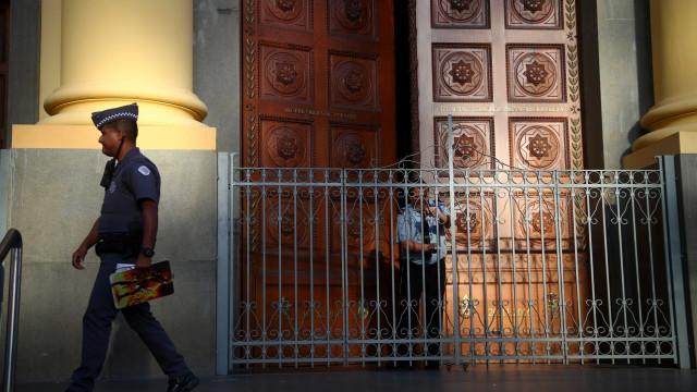 Homem salvou mãe antes de morrer em ataque na Catedral de Campinas