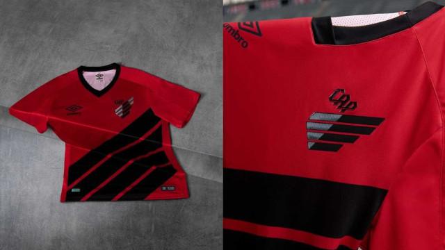 Atlético-PR inclui letra no nome, muda escudo e camisa; confira