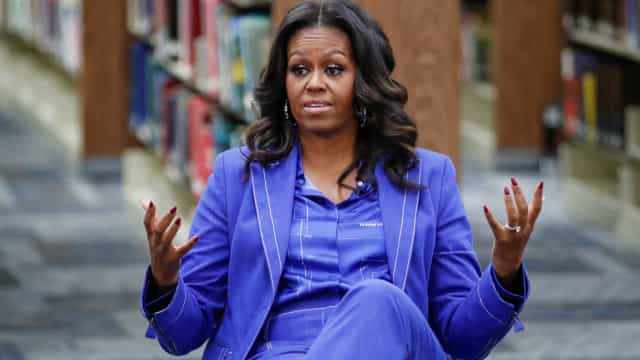 Michelle Obama desbanca '50 Tons de Cinza' nos mais vendidos da Amazon