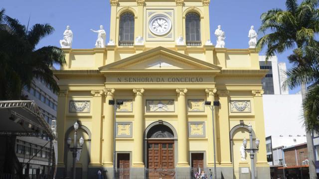 Mulher conversou com atirador minutos antes da chacina em catedral