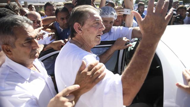 João de Deus recebe alta médica e volta para prisão, em Goiás