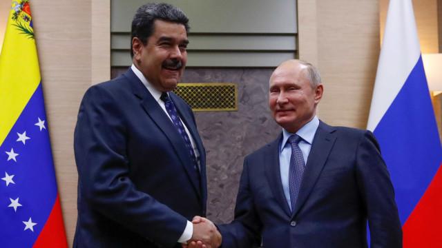 Aviões russos deixam Venezuela após participarem de manobras militares