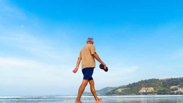 Oito dicas para o bem-estar dos idosos no verão